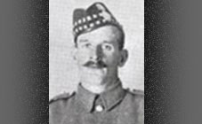 Corporal John Morgan, 7th Bn Royal Scots Fusiliers