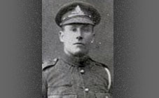 Farrier Sergeant Frederick Martin Anderson, Royal Field Artillery