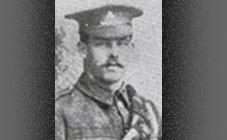 Gunner John Shearer Wilson Stalker, D Bty, 177 (Howitzer) Bge, Royal Field Artillery