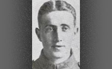 Lance Corporal David Marshall, 7th Bn Warwickshire Regiment