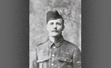 Lance Corporal George McDonald, 8th Bn Black Watch