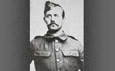 Corporal John Anderson, 1st Bn Argyll & Sutherland Highlanders