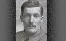 Lance Corporal John Morty Scott, 11th Bn Royal Scots.