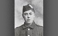 Private Alexander McEwan, 1st Bn Black Watch
