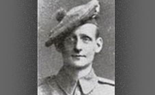 Private Charles McGregor, 16th Bn Highland Light Infantry