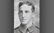 Private Duncan John Irvine, 20th Bn King's Own Liverpool Regiment