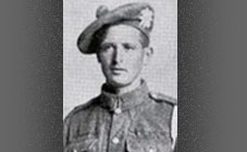 Private George Bell, 8th Bn Black Watch