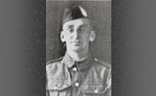 Private George Copland Barclay, 11th Bn Argyll & Sutherland Highlanders