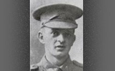 Private George Craig, 17th Bn Reinforcements, Australian Imperial Force