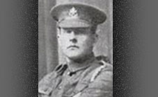 Private George Robertson, 9th Bn The Sherwood Foresters