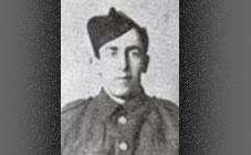 Private George Wight Kippen Watson, 11th Bn Royal Scots