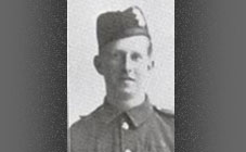 Private Gordon John MacNaughton, 1st Bn Black Watch