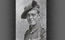 Private James Robertson Scrimgeour, 1st Bn Black Watch
