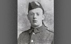 Private John Henry Cairns, 6th Bn Black Watch