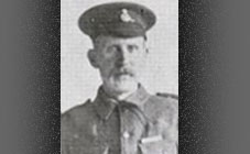 Private John Millar, Royal Army Veterinary Corps