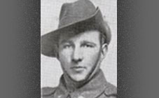 Private Robert McDonald, 34th Bn Australian Imperial Force
