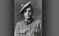 Private Thomas Howieson McIntosh, 2nd Bn Argyll and Sutherland Highlanders