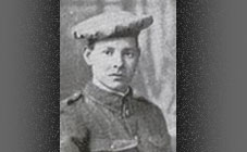 Private William McGill Smith, 2nd Bn Highland Light Infantry