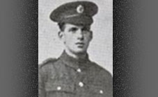 Sapper William Crawford Mitchell, Royal Engineers