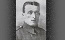 Sergeant Alexander Scott D.C.M. 7th Bn Bedfordshire Light Infantry