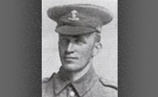 Sergeant David Drummond, 7th Bn Royal Dublin Fusiliers